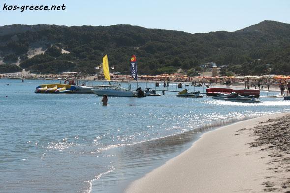 Paradise Beach Kos photo